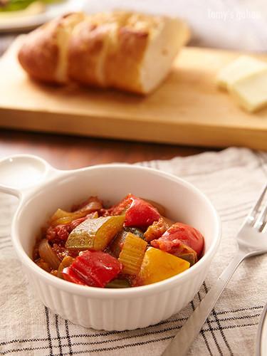 <!--夏野菜-->ラタトゥイユ